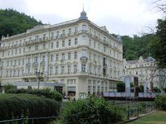 James Bond Hotel in Casino Royale, Czech Republic