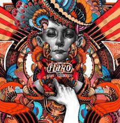 flaKo cover artist Iain Macarthur