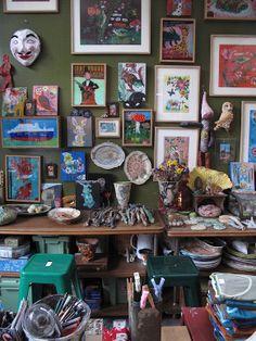 Nathalie Lete studio