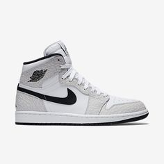 High-top silhouette with leather upper and rubber sole. Hoopjordan · air  jordan 1 for sale 80dcaa66a