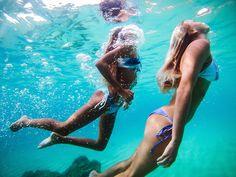 Hula Polish's Maui Mermaid Nail Polish Inspiration | Beach Babes & Hawaii Wahines