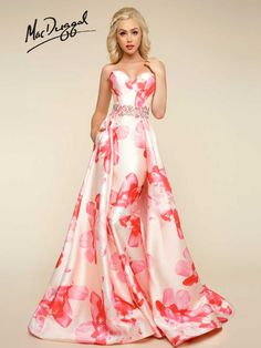 Ball Gowns by Mac Duggal 79094H Mac Duggal Ball Gowns Lillian's Prom Boutique