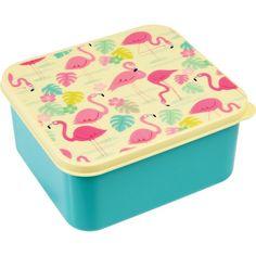 Une petite faim? Vite, où est le lunchbox? on est sûr que les tartines ou le goûter y sont bien conservés et transportés avec sécurité.