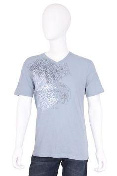 Camiseta- DKNY- Azul