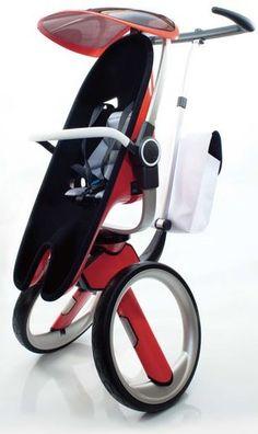 「Buggy Stroller」は、コンパクトな2輪のベビーカー