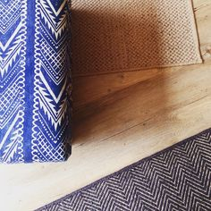 A beautiful mix of colours, pattern, texture #mistersmithinteriors @armadilloandco