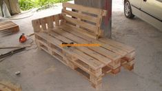 Pallet In The Living Room | 1001 Pallets