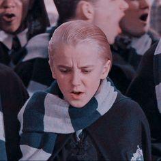 Harry Potter Draco Malfoy, Harry Potter Tumblr, Harry Potter Pictures, Harry Potter Characters, Hermione, Tom Felton, Slytherin, Hogwarts, Draco Malfoy Aesthetic
