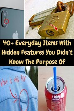 We use so many items on a daily basis without knowing that we have been using them the wrong way our entire lives. When used the right way, these items can easily solve all those little issues that you used to or still face. In this list, you will also understand why some items are designed the way they are. So, without further ado, let's start it.