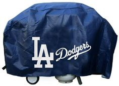 Los Angeles Dodgers Grill Cover Deluxe #LosAngelesDodgers