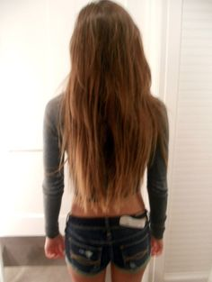 long hair- don't care.