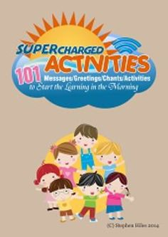 Morning Meeting: 101 Supercharged Activities - Msgs/Greeti