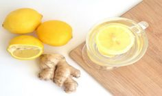 Detox - what we would all love to do but strive to do. Detox is the single most important thing to include in our routine as we age. A detox cleanses your body off the toxins that managed to steal a place in your body, keeping you healthier than before. Lemon Ginger Detox Water, Infused Water Detox, Lemon Water, Lemon Detox, Fresh Ginger, Fruit Water, Smoothie Detox, Juice Smoothie, Cleanse Detox
