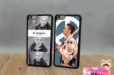 BIGBANG G-DRAGON iphone7/7 plus ケース かっこいい ビッグバンGD画像 アイフォン7/6s プラス ケース ファション 送料無料