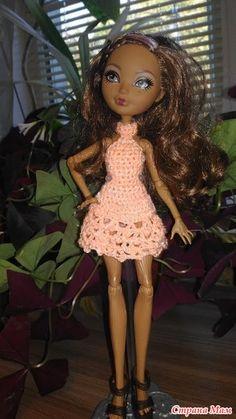 Новые наряды для куколок ЭАХ