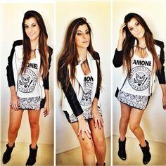 Meninas Na Moda Por: Babí: It Girls do Instagram: Nah Cardoso