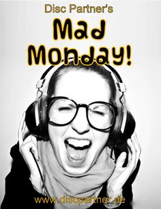 Disc Partner - Mad Monday  100 CD- Digipacks for 299,-!