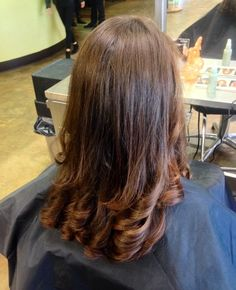 Inspiration By Ally Towery From Aveda Insute Orlando Round Concave Layered Cut And Out