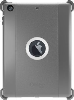 OtterBox Defender Series Case for iPad Air Glacier White Grey Rugged Protection #OtterBox
