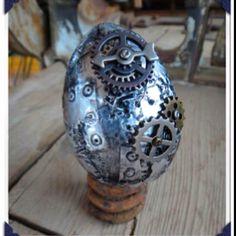 Steam punk egg