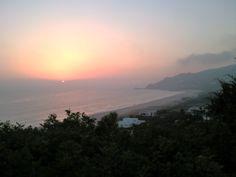 puesta sol en Zahara