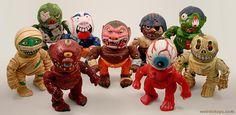 Madballs from AmToy, 1986.