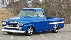 1959 Chevy Apache Fleet side