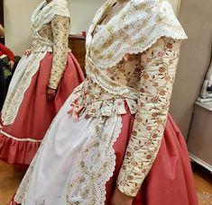 Regional, Victorian, Dresses, Fashion, Pink, Skirts, Vestidos, Moda, La Mode