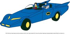 Superfriends Batmobile