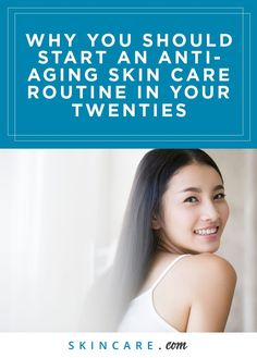 If you're in your 20's and don't think you need to start an anti-aging skin care routine, think again. From preventing and protecting the skin against the sun's harmful— dark spot, wrinkle-causing— rays with sunscreen and antioxidants to adding a skin hydrating eye creams that can target under-eye bags, crow's feet, and other premature signs of aging, we've got all the reasons why you need to start an anti-aging skin care routine in your 20's and more, here. | Powered by L'Oréal