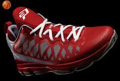 Jordan CP3.VI (6) Varsity Red Cement Grey CP3 Shoes 2013 Fashion Shoes Shop