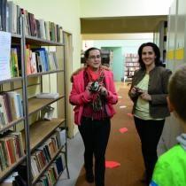 Biblioteka Publiczna w Sokółce z wielką przyjemnością wzięła udział we współorganizacji Gry miejskiej, która była jednym z elementów Nocy Muzeów w Sokółce.