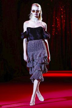 Watch the livestream of the Ulyana Sergeenko show couture collection Spring/Summer 2017 from Paris.