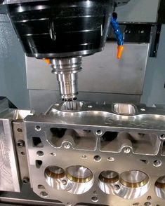 Hurco CNC machines such our CNC mills and CNC lathes are built to last and are equipped with the most flexible CNC control in the industry. Cnc Lathe Machine, 5 Axis Cnc, Diy Cnc Router, Metal Working Tools, Plastic Injection Molding, Homemade Tools, Machine Design, Action, Cnc Machine