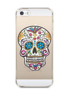 Capa Iphone 5/S Caveira Mexicana - SmartCases - Acessórios para celulares e tablets :)