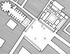 firenze piazza santissima annunziata plan - Google keresés