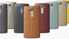 LG G4 colours