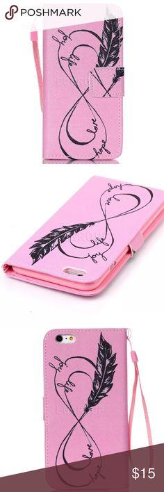 iPhone 6 PLUS wallet case  Accessories Phone Cases