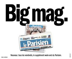 Le Parisien Magazine [Leg] I Big Mag - My Brand Friend