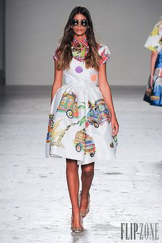 Stella Jean Spring-summer 2015 - Ready-to-Wear