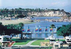 Newport Dunes, Newport Beach
