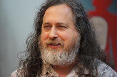 #EminenciaInformática Programador y fundador del movimiento del software libre en el mundo. Richard Matthew Stallman