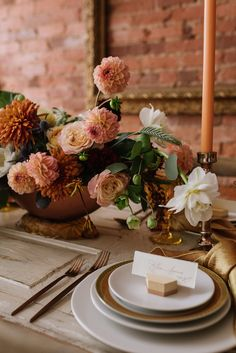 Terra Cotta Wedding Ideas You'll Love! (The Perfect Palette) Floral Centerpieces, Wedding Centerpieces, Wedding Bouquets, Wedding Decorations, Wedding Ideas, Wedding Shot, Wedding Dj, Centerpiece Ideas, Table Centerpieces