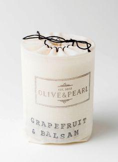 Grapefruit & Balsam - O L I V E & P E A R L