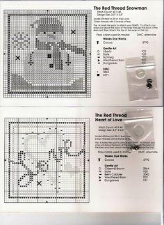 Solo patrones de punto de cruz 2