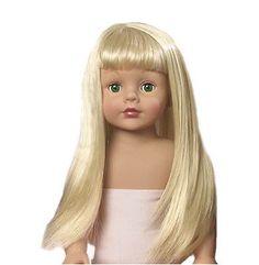 Madame-Alexander-Favorite-Friends-WIG-PACK-BLONDE-for-18-Dolls-Hair-Head-NEW