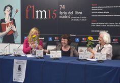 14/06/15 Mesa redonda sobre traducción organizada por ACE Traductores. Foto © Jorge Aparicio/ FLM15