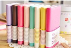 New Kawaii Smile diary planner notebooks,Notebook, Diary,kawaii stationery 5pcs/lot no profit!-in Notebooks from Office & School Supplies on...