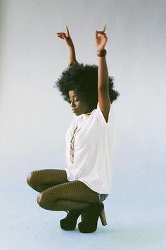 Aiza, actrice et figure montante de la scène R&B/Soul [Girl Crush 125] - Ton Barbier