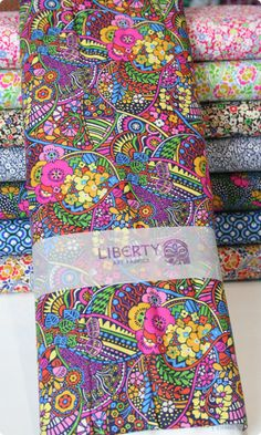 Liberty Lifestyle Fabrics - Mackintosh C